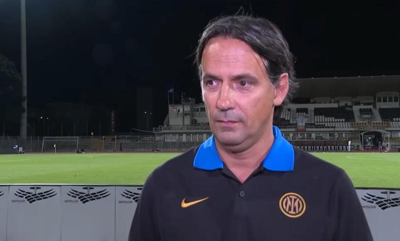 Simone Inzaghi - Inter