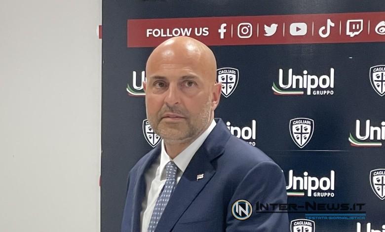 Tommaso Giulini presidente Cagliari