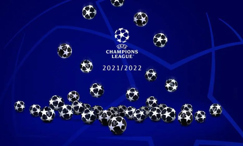 Champions League sorteggio 2021-2022