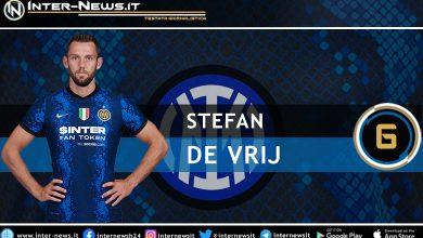 Stefan de Vrij - Inter