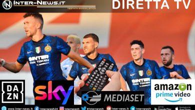 Partita dell'Inter - Dove vederla in diretta TV e LIVE streaming