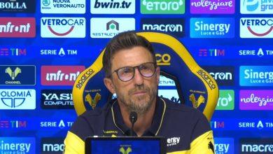 Eusebio Di Francesco Verona