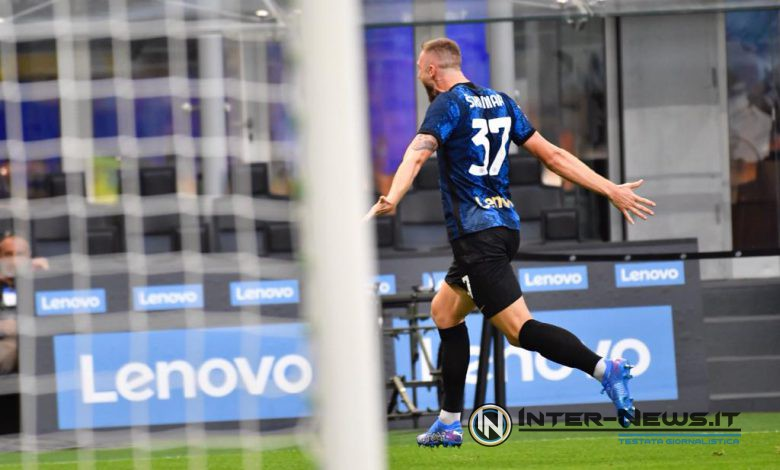Inter-Genoa, Skriniar, copyright Inter-news.it, foto Tommaso Fimiano