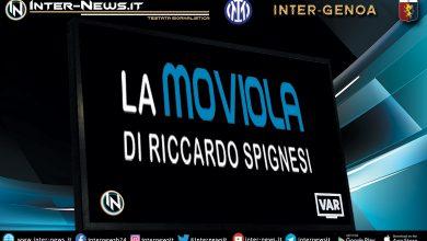 Inter-Genoa moviola
