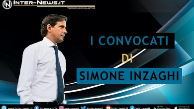 Inzaghi-Convocati