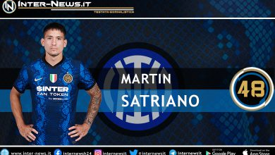 Martin Satriano - Inter
