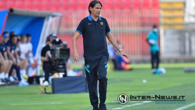 Simone Inzaghi in Inter-Dinamo Kiev (Photo by Tommaso Fimiano, Copyright Inter-News.it)