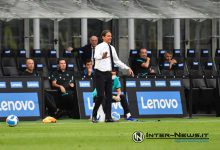 Simone Inzaghi in Inter-Genoa (Photo by Tommaso Fimiano, Copyright Inter-News.it)