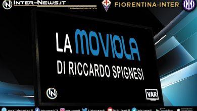 Fiorentina-Inter moviola
