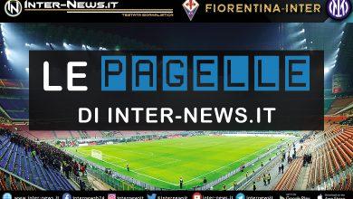 Fiorentina-Inter - Le pagelle
