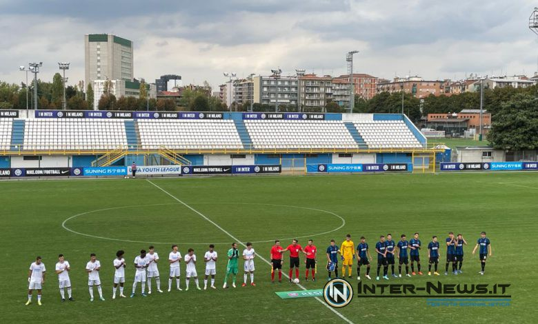 Inter Primavera-Real Madrid di UEFA Youth League (Photo by Riccardo Spignesi, Copyright Inter-News.it)