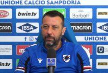 Roberto D'Aversa Sampdoria