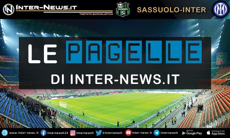 Sassuolo-Inter - Le pagelle