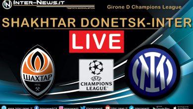 Shakhtar-Donetsk-Inter-Live