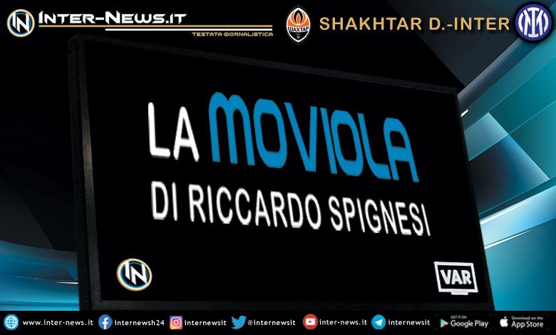 Shakhtar Donetsk-Inter moviola
