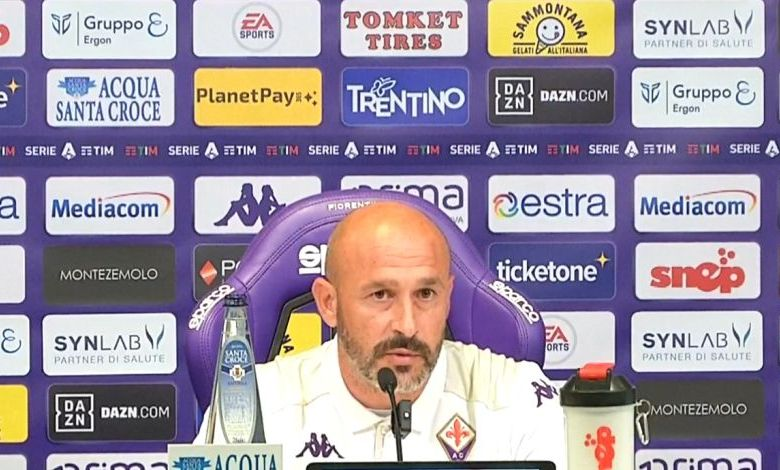 Vincenzo Italiano Fiorentina