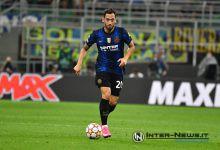 Calhanoglu, Inter-Real Madrid, Copyright Inter-News.it (photo by Tommaso Fimiano)