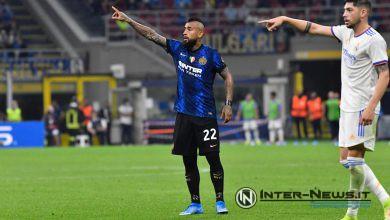 Vidal, Inter-Real Madrid, Copyright Inter-News.it (photo by Tommaso Fimiano)