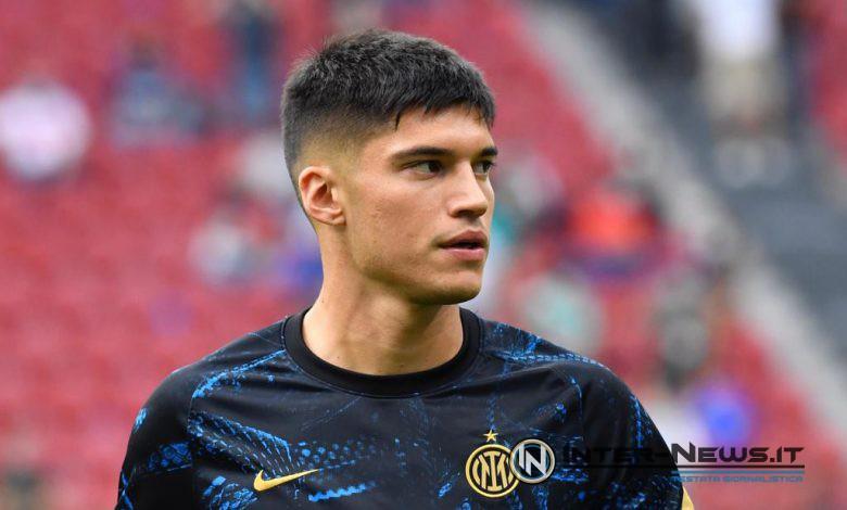 Joaquin Correa - Inter (Photo by Tommaso Fimiano, Copyright Inter-News.it)