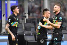 Lautaro Martinez, Bastoni, Skriniar - Inter-Bologna - Copyright Inter-News.it (photo by Tommaso Fimiano)