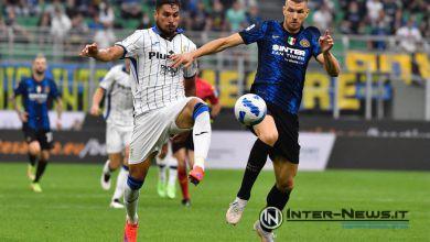 Dzeko - Inter-Atalanta - Copyright Inter-News.it (photo by Tommaso Fimiano)
