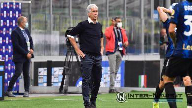Gian Piero Gasperini in Inter-Atalanta (Photo by Tommaso Fimiano, Copyright Inter-News.it)