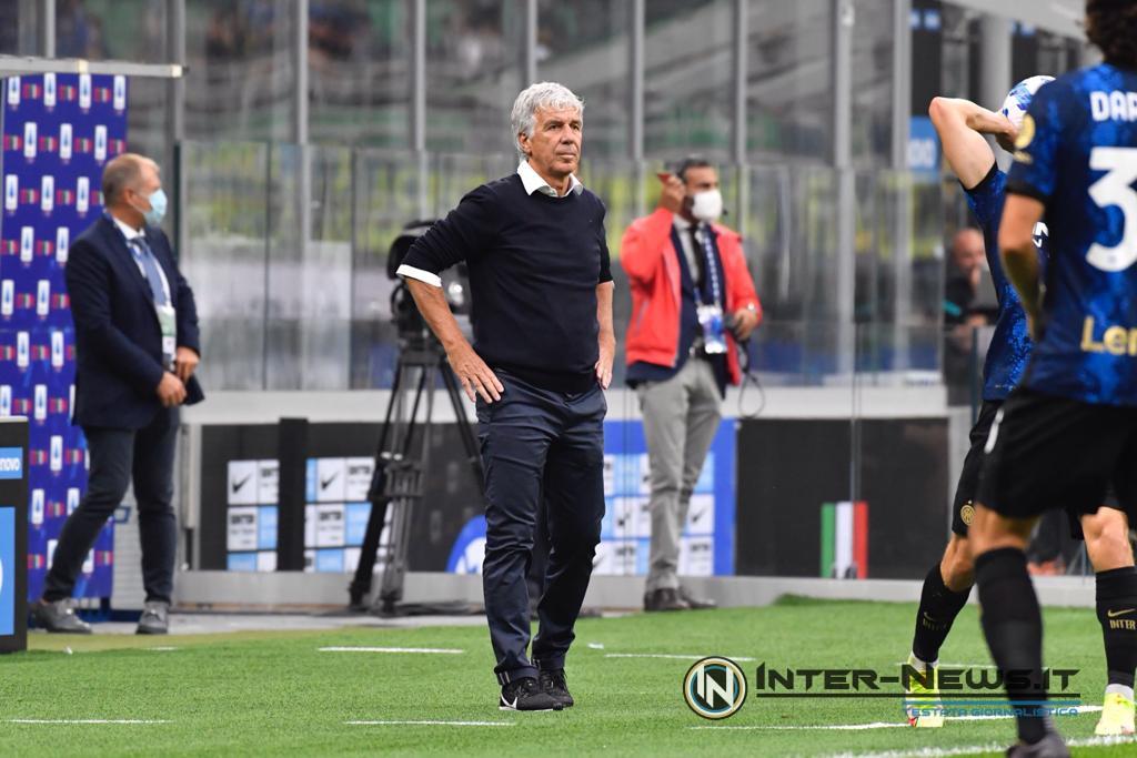 Gasperini - Inter-Atalanta - Copyright Inter-News.it (photo by Tommaso Fimiano)