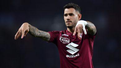 Antonio Sanabria Torino-Genoa