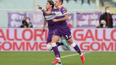 Biraghi Vlahovic Fiorentina-Cagliari