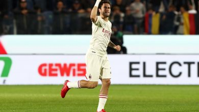 Davide Calabria Atalanta-Milan