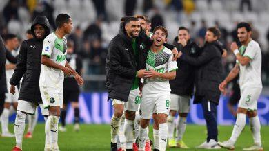 Defrel Lopez Juventus-Sassuolo