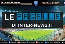 Empoli-Inter - Le pagelle