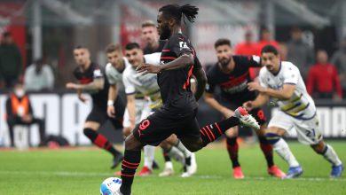 Franck Kessié Milan-Verona
