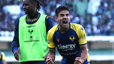 Giovanni Simeone Verona-Lazio