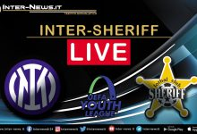 Inter-Sheriff live Youth League