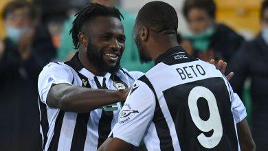 Isaac Success Udinese-Verona