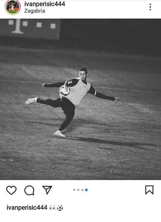 Ivan Perisic - Instagram