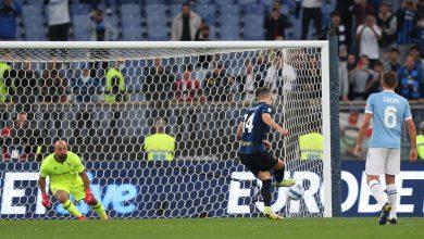 Ivan Perisic Lazio-Inter