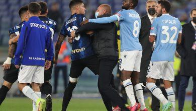 Joaquin Correa Lazio-Inter