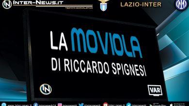 Lazio-Inter moviola