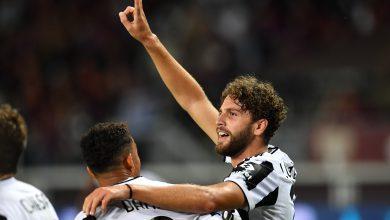 Manuel Locatelli Torino-Juventus