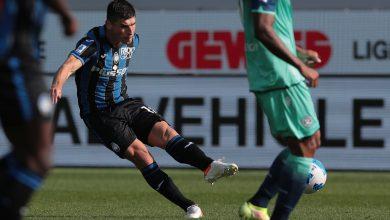 Ruslan Malinovskyi Atalanta-Udinese
