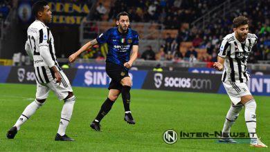 Calhanoglu Inter-Juventus - Copyright Inter-News.it (photo by Tommaso Fimiano)