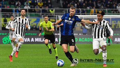 Dzeko Inter-Juventus - Copyright Inter-News.it (photo by Tommaso Fimiano)