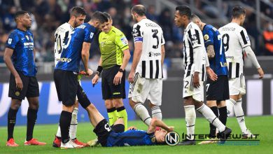 Inter-Juventus (Photo by Tommaso Fimiano, Copyright Inter-News.it)