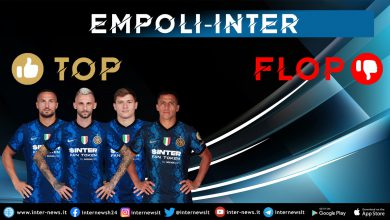 Empoli-Inter - Top e Flop