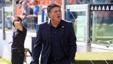 Walter Mazzarri Cagliari-Sampdoria
