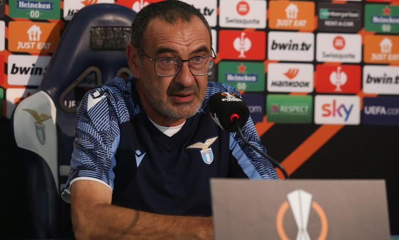 Maurizio Sarri - Lazio